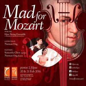 klpac String Ensemble: Mad For Mozart