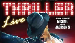 Thriller Live - Malaysia 2015