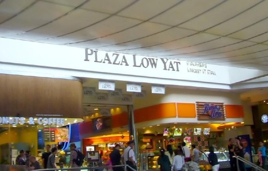 how to get from kl sentral to low yat mall