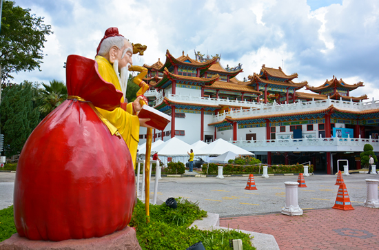Image result for thean hou temple kuala lumpur
